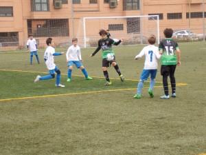 Fotos del partido de liga Juián Marías 1 - EDM Alevín B
