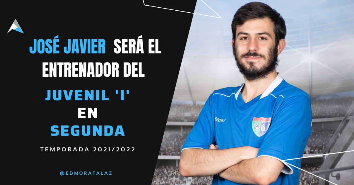 José Javier será el entrenador del Juvenil I