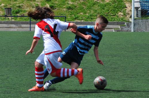 Fotos del Torneo MTZ Cup 2015, en la categoría alevín