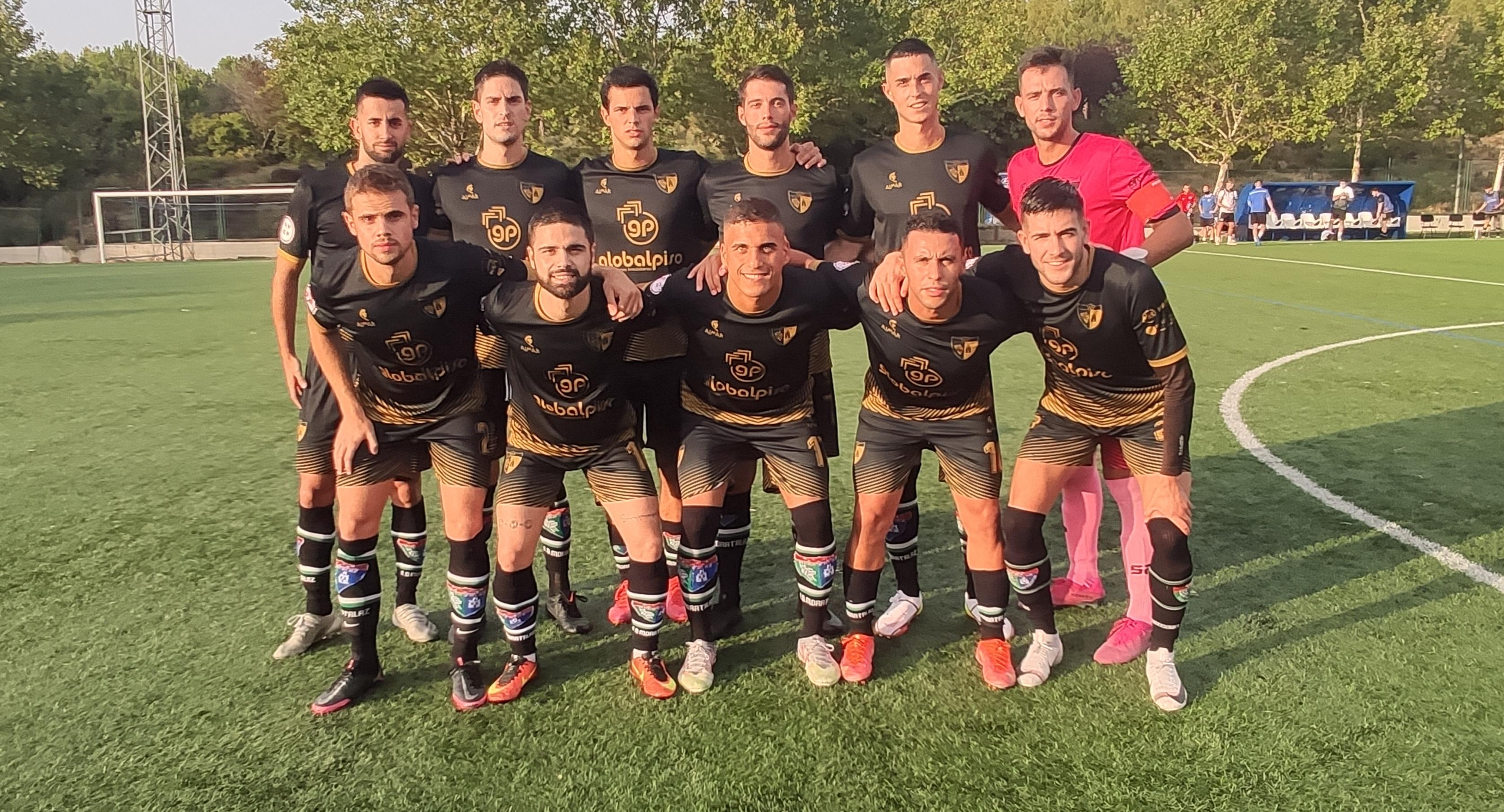 El Primer Equipo termina la pretemporada con un gran partido ante La Roda CF