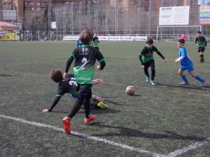 Foto del partido de liga Villa Rosa B - EDM