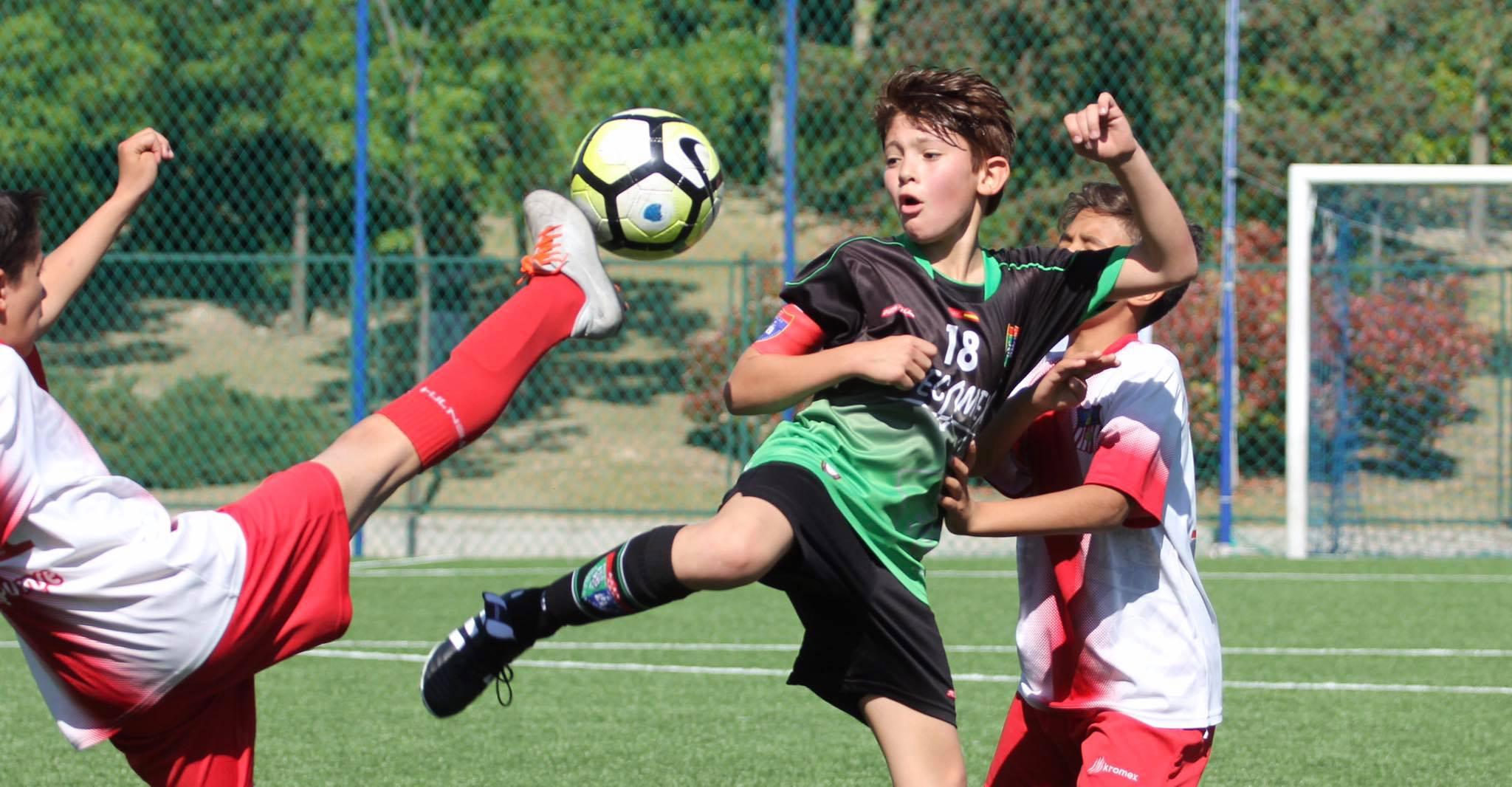 Así fue la participación de la EDM en la Madrid Youth Cup