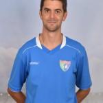 Ruben Fernandez, entrenador de juvenil c y alevin d