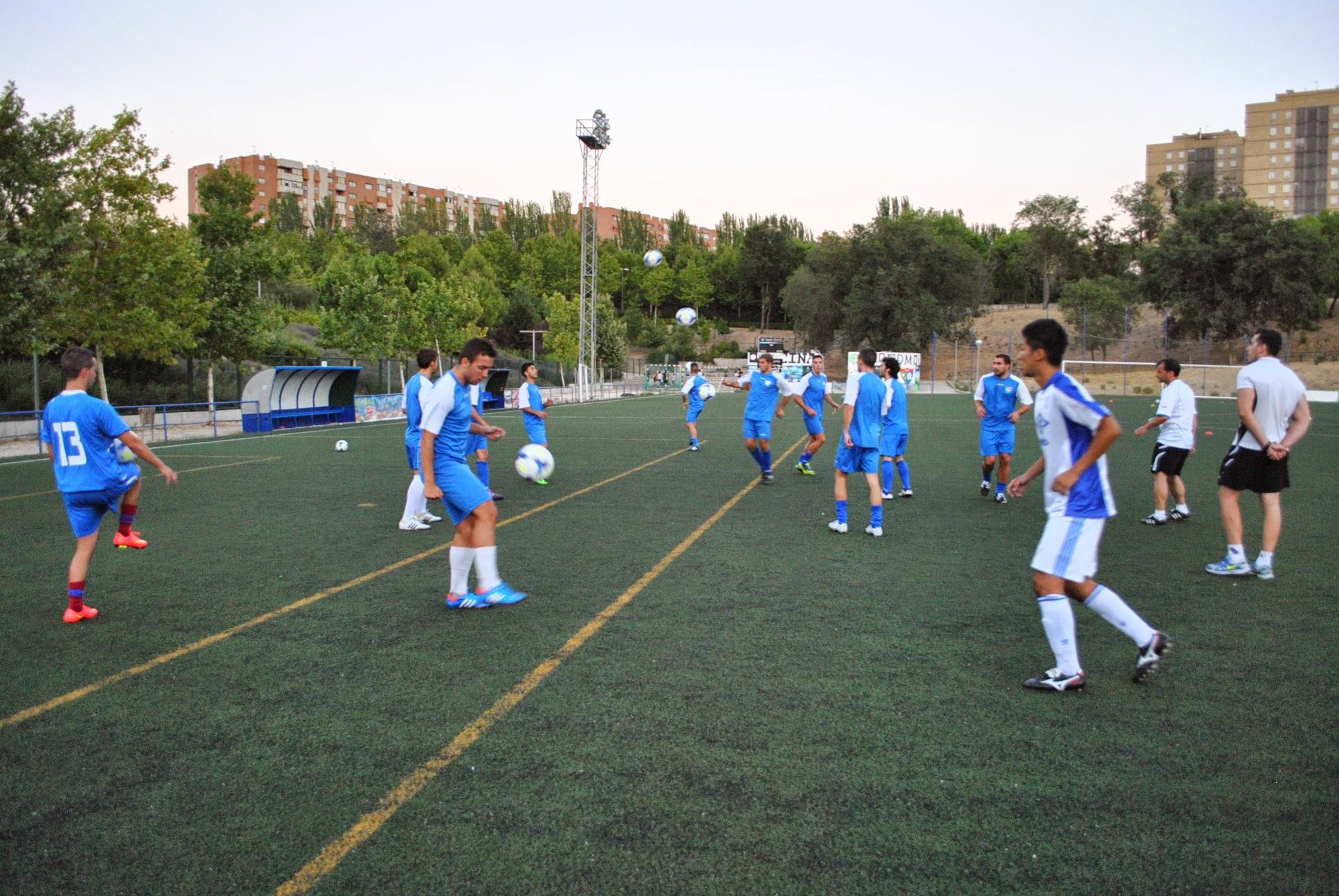 El Aficionado A disputa el próximo fin de semana un torneo en el campo de la Dehesa