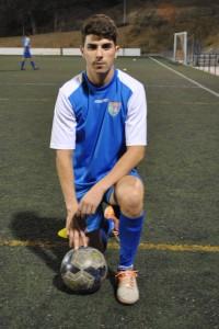 Aníbal Hernández, en el Aficionado B