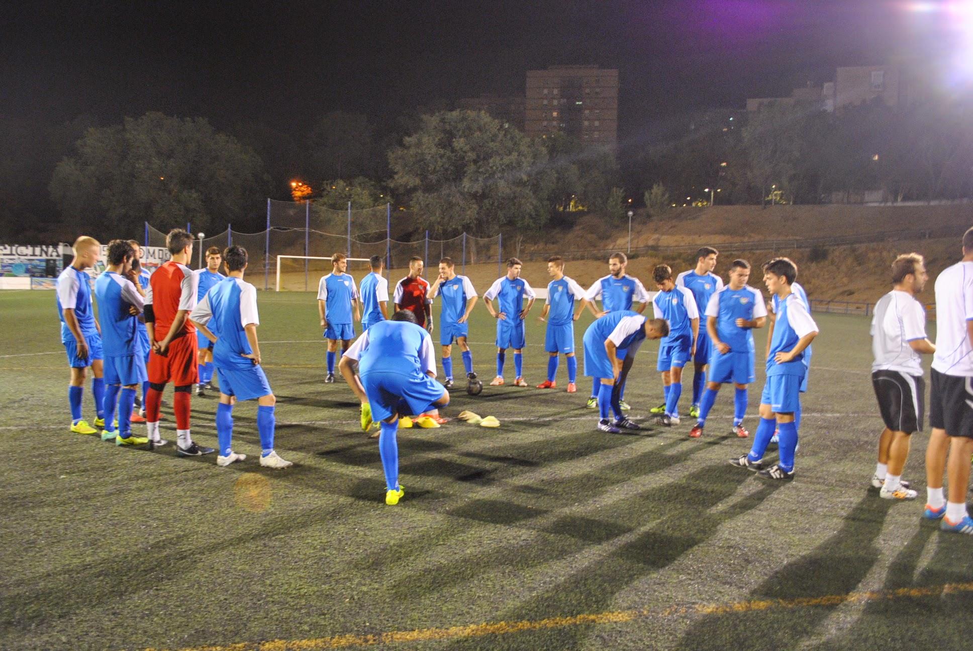 El próximo lunes vuelven a los entrenamientos el Aficionado B y los juveniles C y D