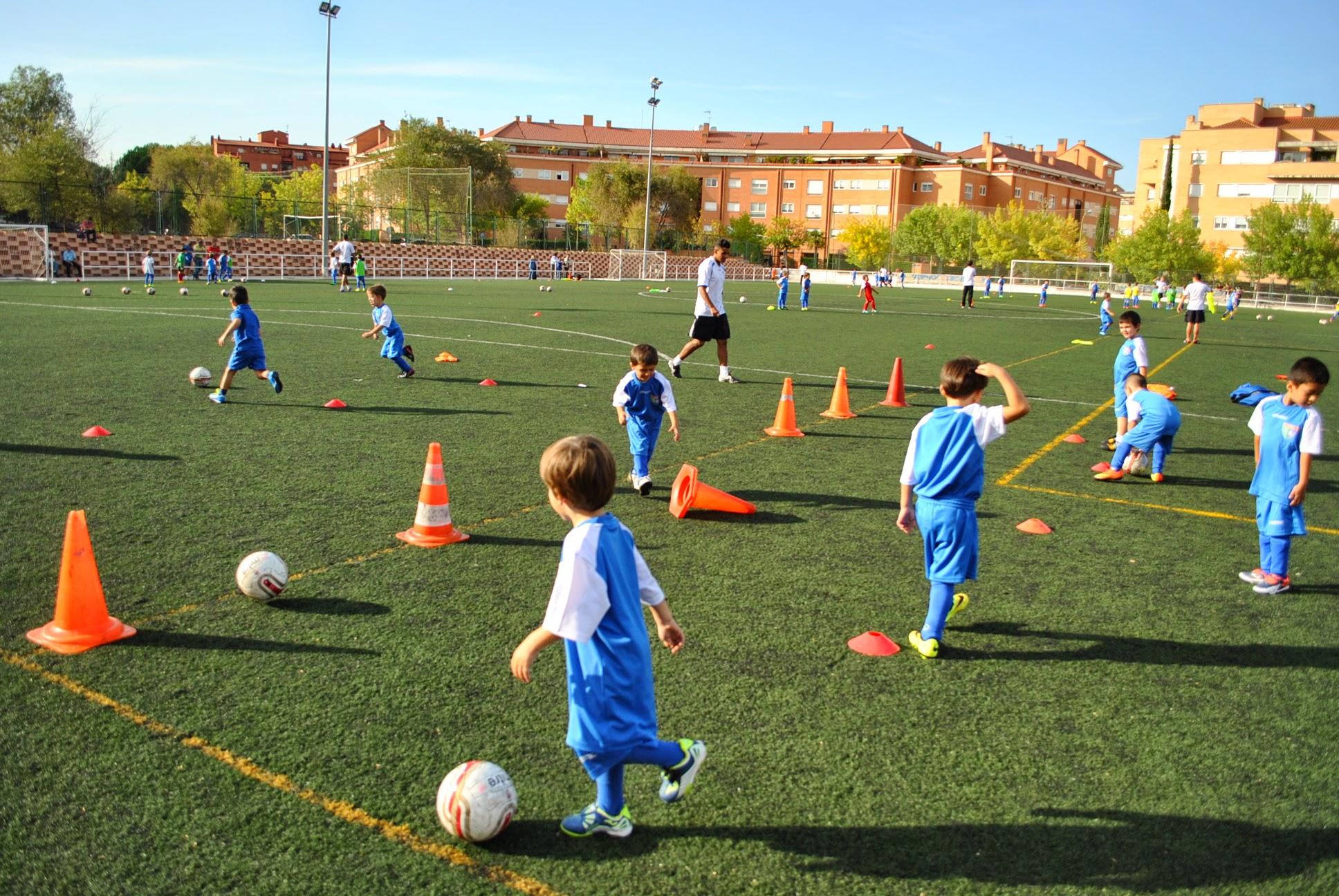 La semana que viene, últimas presentaciones de equipos de la Escuela: ¡Empiezan los más pequeños!