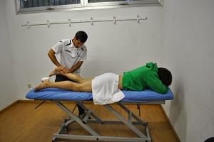 Nuevo servicio de fisioterapia