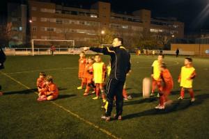 Coordinando la preparación física