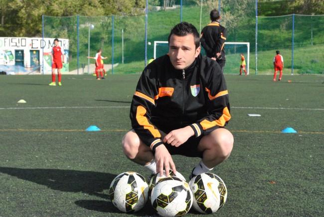 Entrevista con Miguel Ángel Moreno, entrenador del Infantil B de la EDM