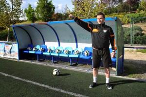 Miguel Ángel Moreno deja  la EDM tra siete años entrenando