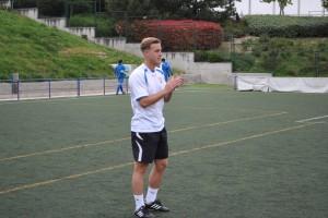Entrevista con Álvaro Cabezuelo, entrenador del Infantil C y el Benjamin D