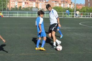 Desigual papel del Infnatil A y Benjamín A en el torneo Juanito
