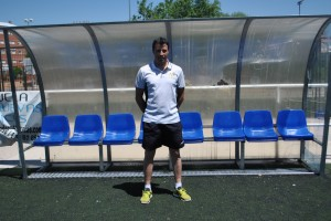 Entrevista con Rául León, nuevo entrenador del Aficionado B de la EDM