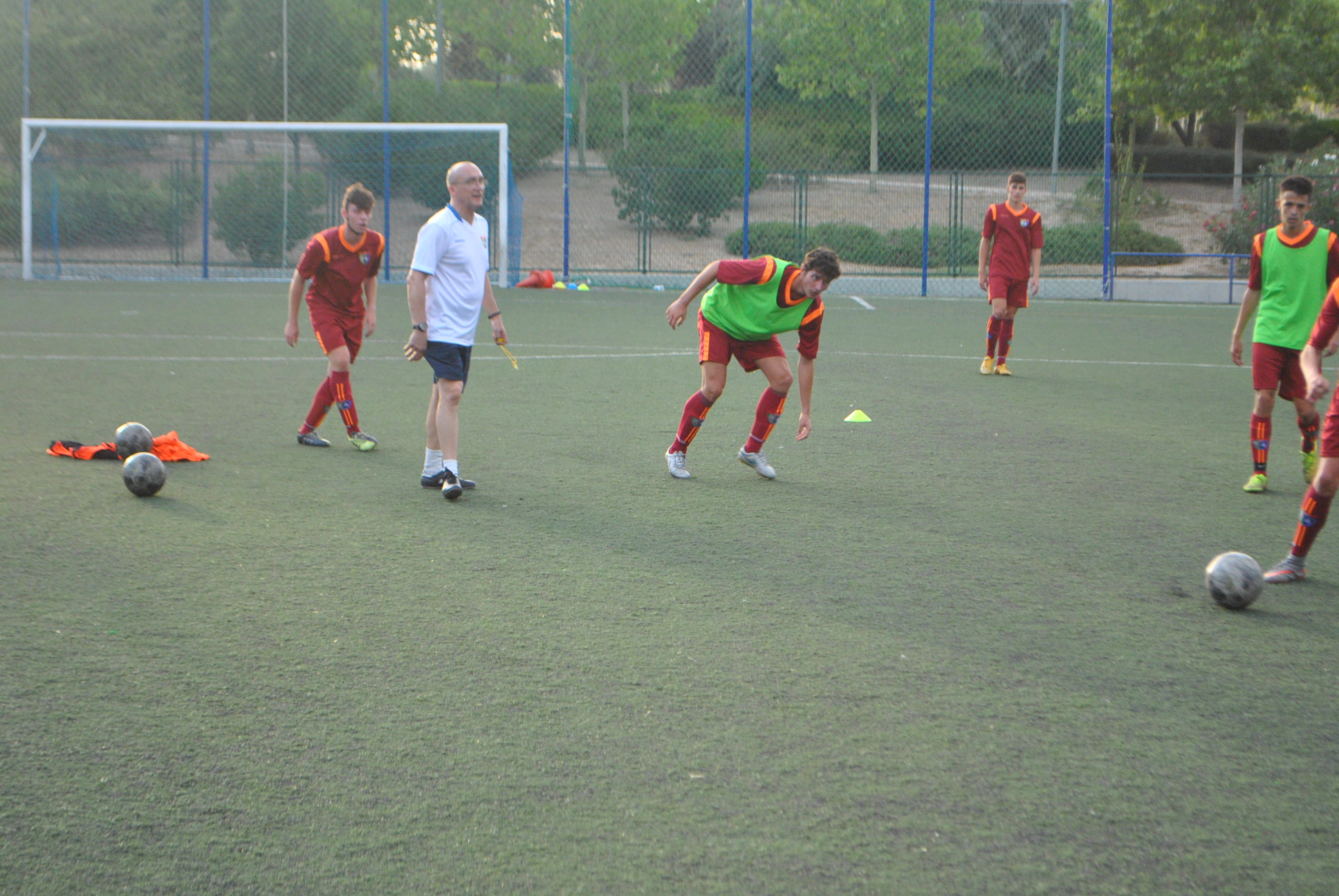 El Juvenil A debuta en la Dehesa en la segunda jornada de Liga Nacional ante el EF Barrio Del Pilar A