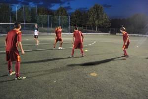 El Aficionado A se enfrenta mañana al Lugo Fuenlabrada B en el primer amistoso de la temporada