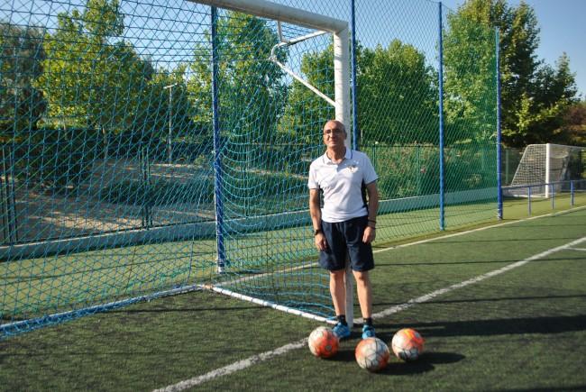 Entrevista con Manue Rodríguez, nuevo entrenador del Juvenil AEntrevista con Manue Rodríguez, nuevo entrenador del Juvenil A