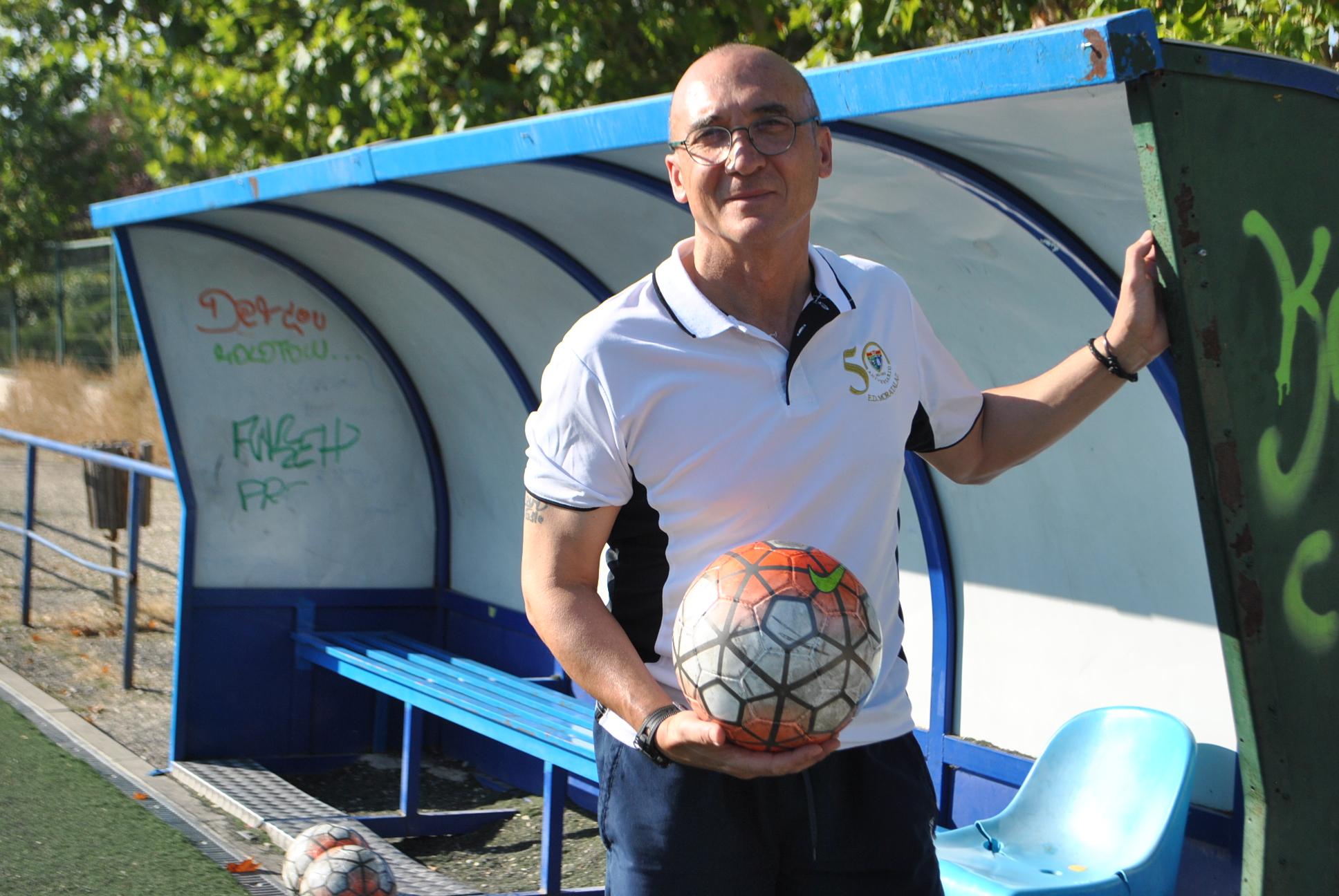 El entrenador del Juvenil A, Manuel Rodríguez, abandona la EDM