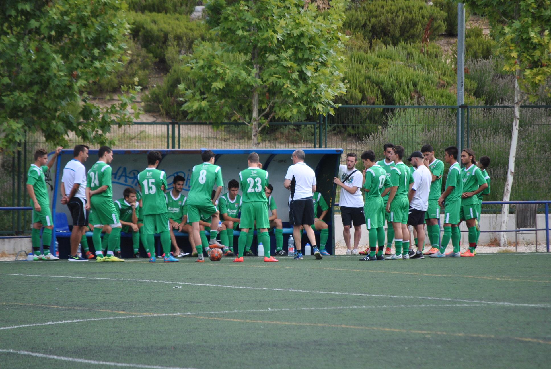 El Juvenil A disputa mañana la consolación del Madrid Youth Cup
