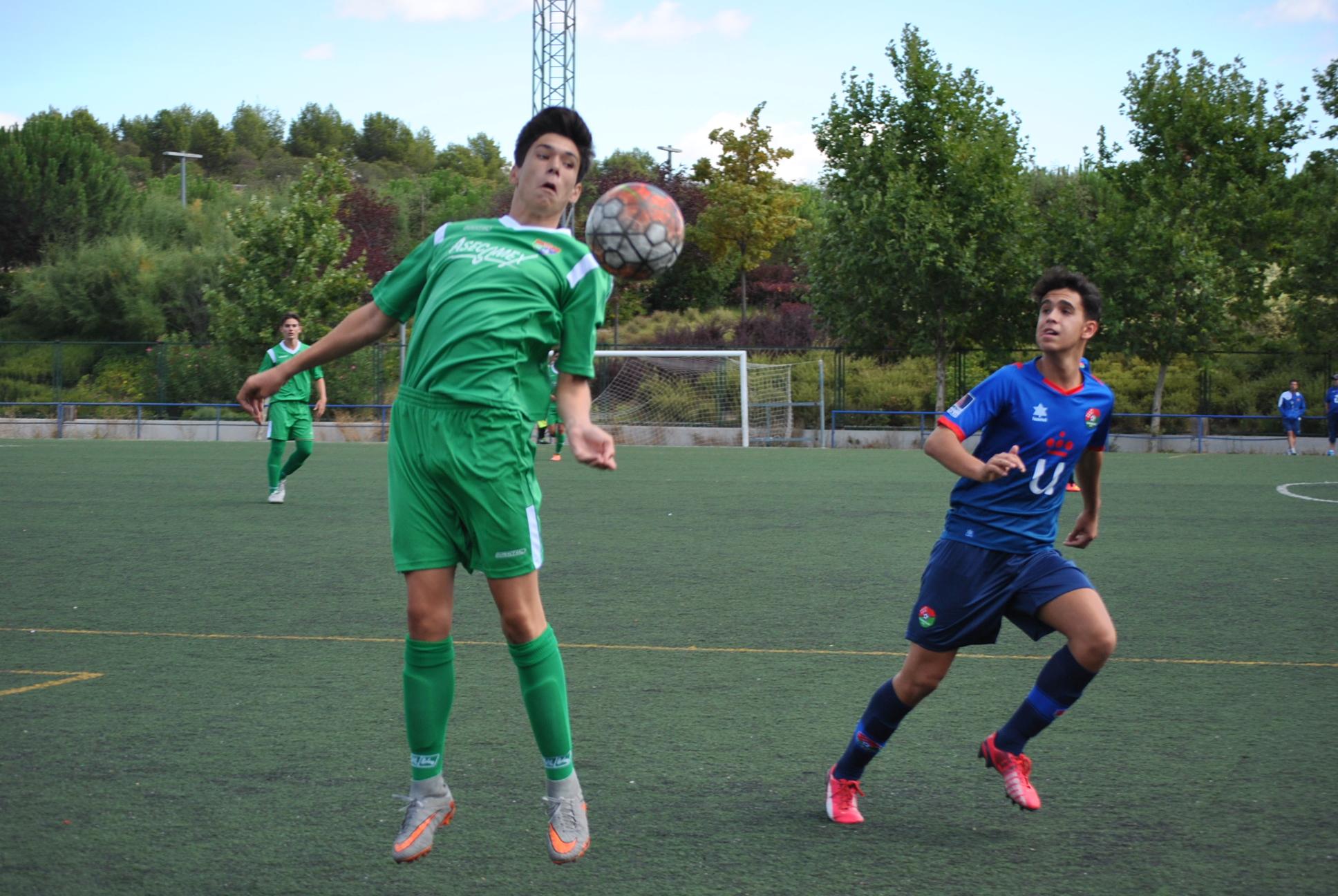 Nueva derrota del Juvenil A en el torneo Madrid Youth Cup