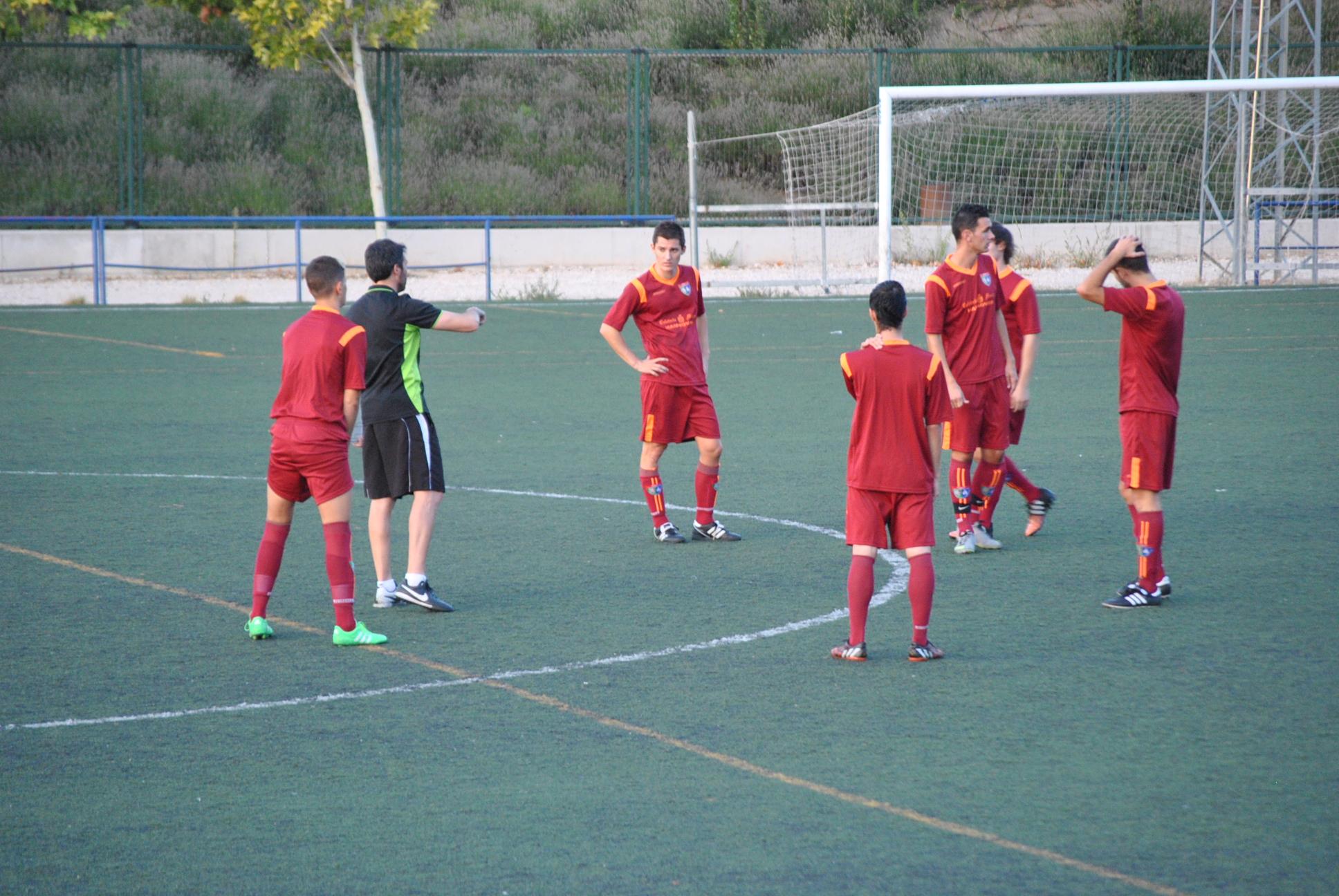 El Aficionado B recibe este domingo a la EF AV La Chimenea A
