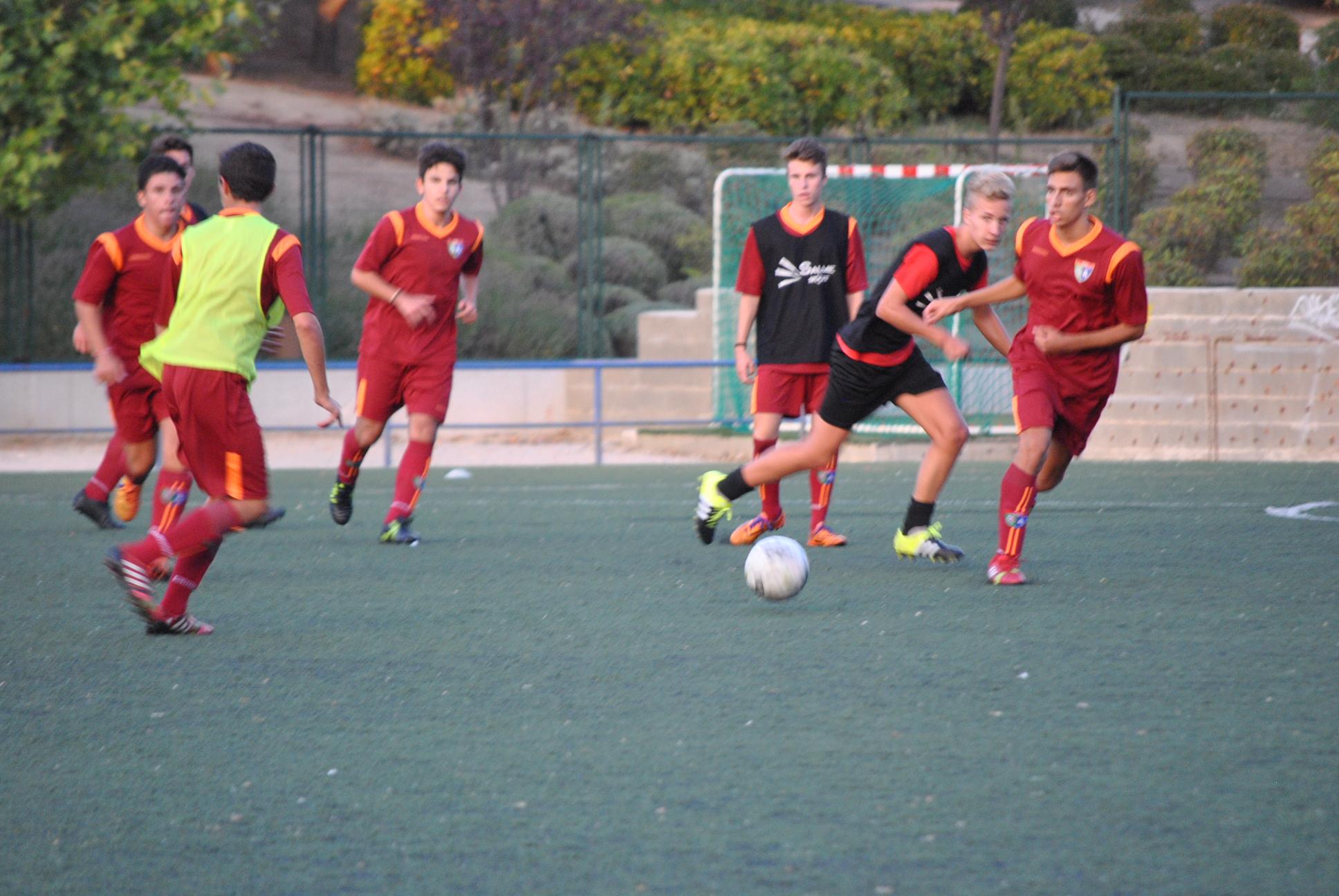 Crónica del partido de liga ED Almudena 2 – 6 EDM Juvenil C