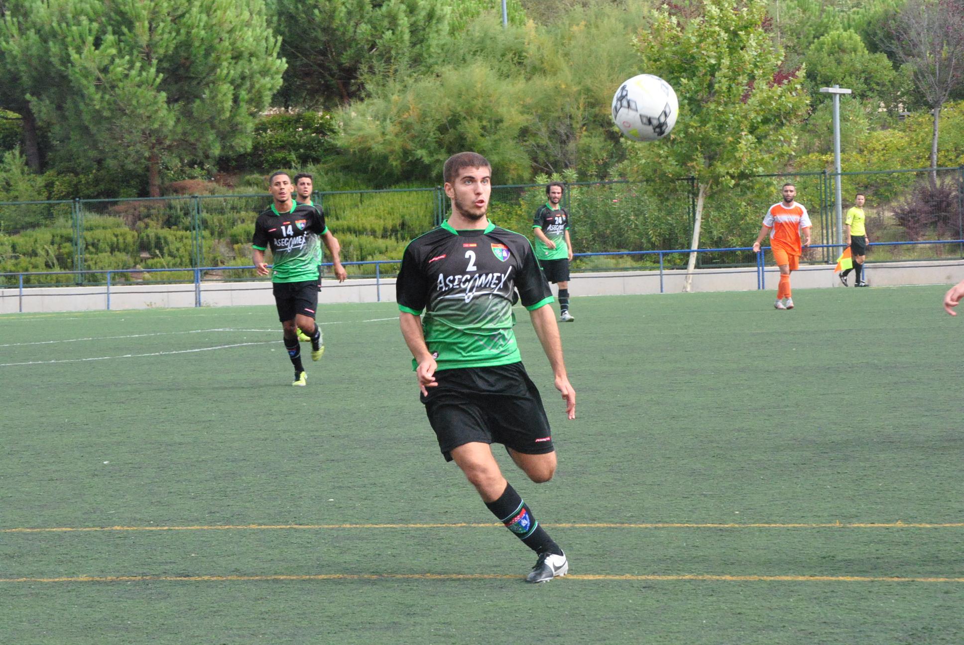 Crónica del partido de liga EDM Primer Equipo 2 – 2 Siete Picos Colmenar, publicadas en Elgoldemadriz y Futmadrid