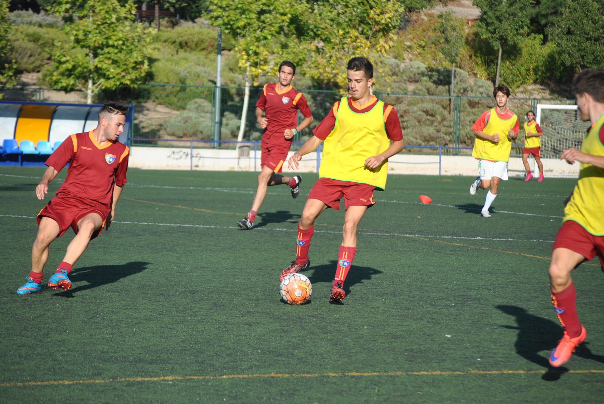 El Juvenil A juega el sábado a las 16:00