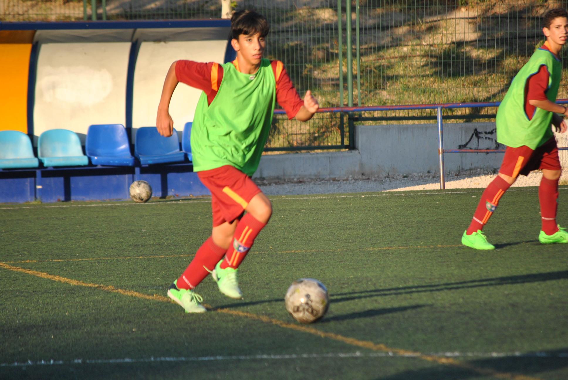 Crónica del partido de liga EMF Valdemoro C 1 – 3 EDM Cadete B