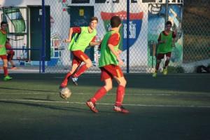 Foto del partido de liga Orcasitas - EDM Cadete B