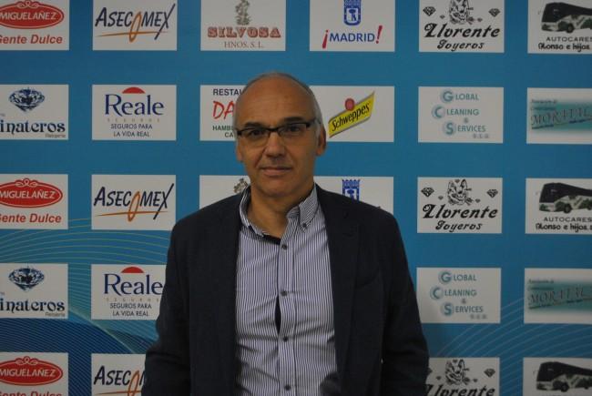 Entrevista con Carlos Gil, directivo responsable del área disciplinaria