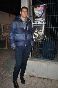 Entrevista con José Manuel Llorente, directivo