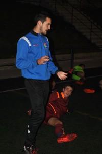 Entrevista con Álex Carballo, entrenador del Cadete D