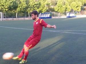 Entrevista con Manuel gutiérrez, único jugador del Aficionado A fichado de fuera de la Escuela