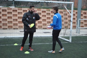Entrevista con Ignacio Andrés, entrenador del Prebenjamín E