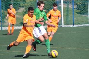 Foto del partido de liga EDmPrimer Equipo - Alcobendas-Levitt