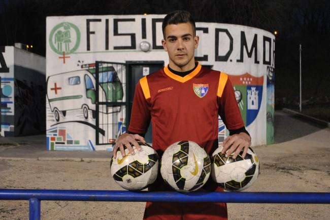 Entrevista con Luis Miguel Snaz, jugador del Primer Equipo