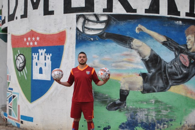 Entrevista con Jorge García, jugador del Primer equipo