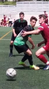 Foto del partido de liga Parque Sureste - EDM Juvenil D