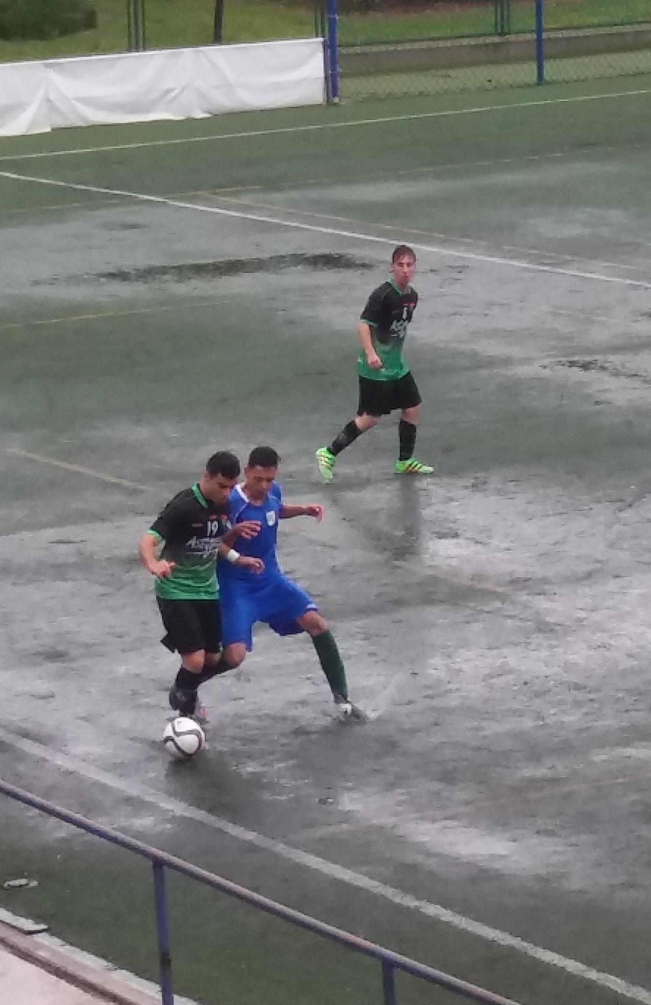 Crónica y fotos del partido de liga EDM Juvenil D 5 – 0 Rivas Vaciamadrid A