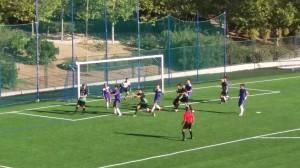 Fotos del partido de liga EDM Juvenil C - EF Concepción B