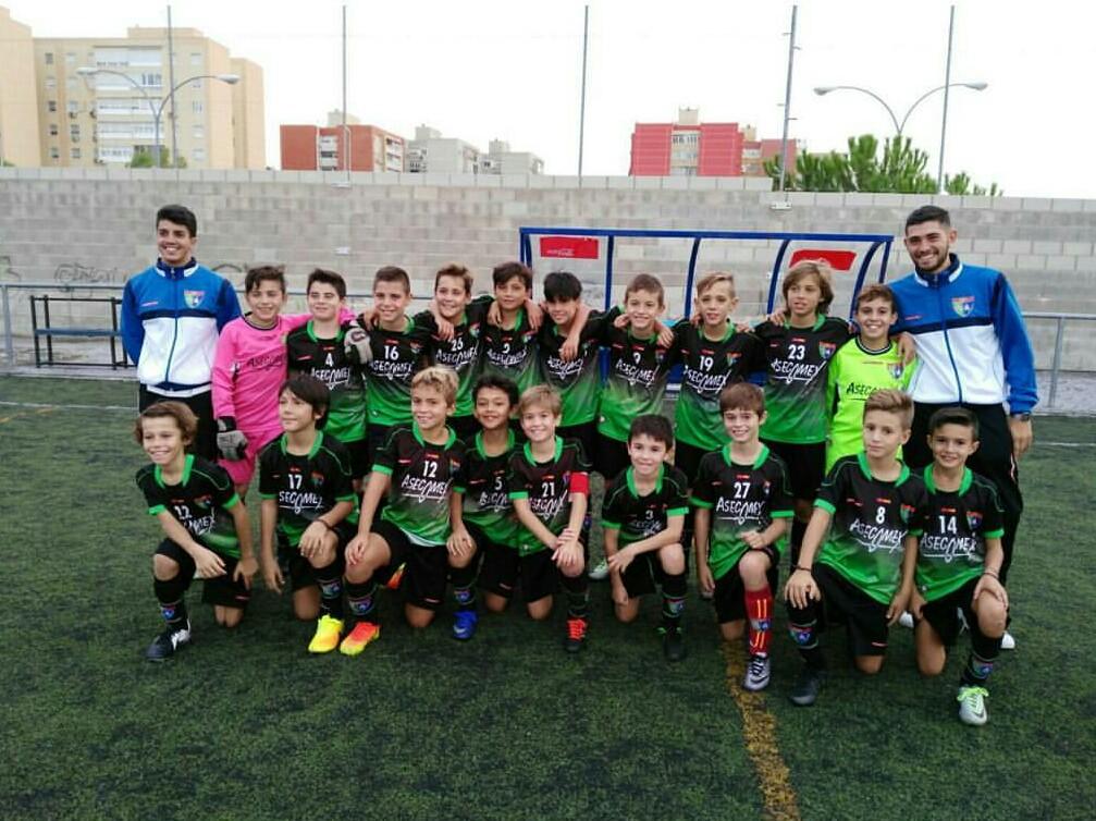 Alevín C y Alevín D disputarán la 2ª Edición de la Fútbol In Cup Noviembre
