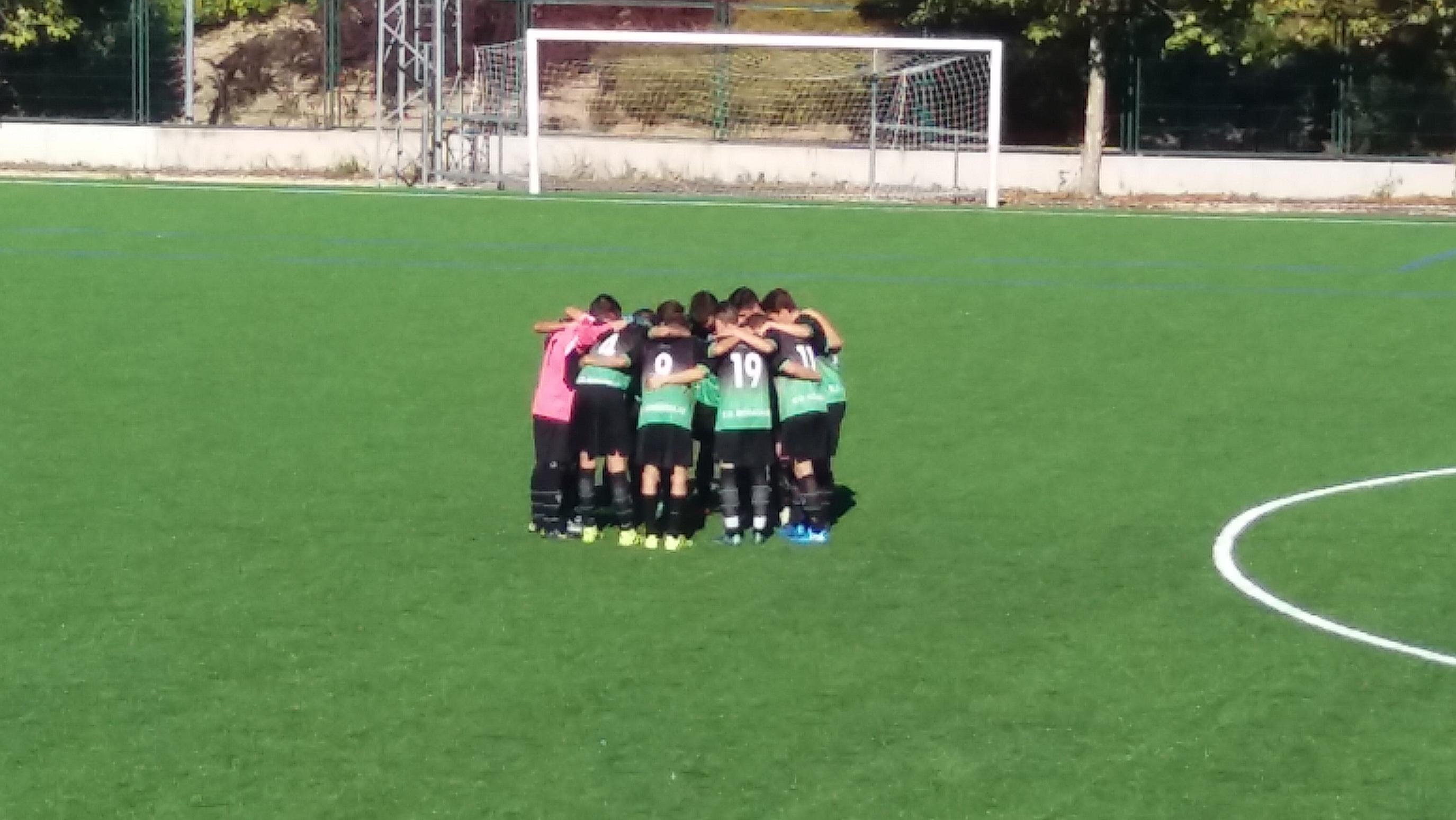 Crónica y fotos del partido Juvenil C 2 – 2 Club Fuentelarreyna B