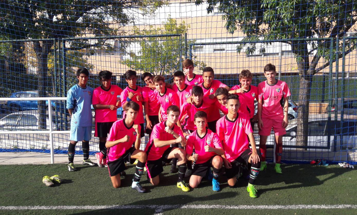 No te pierdas el estreno liguero del Juvenil F contra CP Santa María del Pilar B