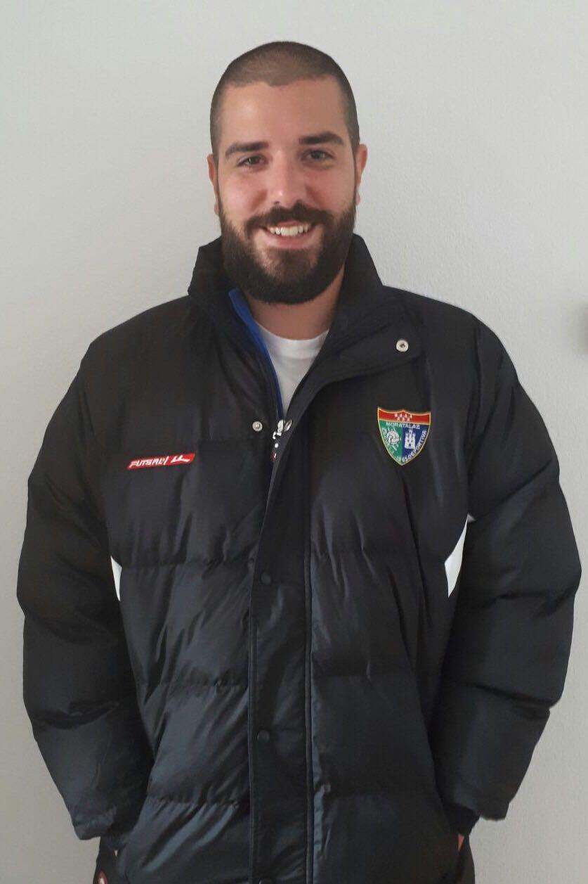 Jorge Rodríguez, nuevo entrenador del Alevín D
