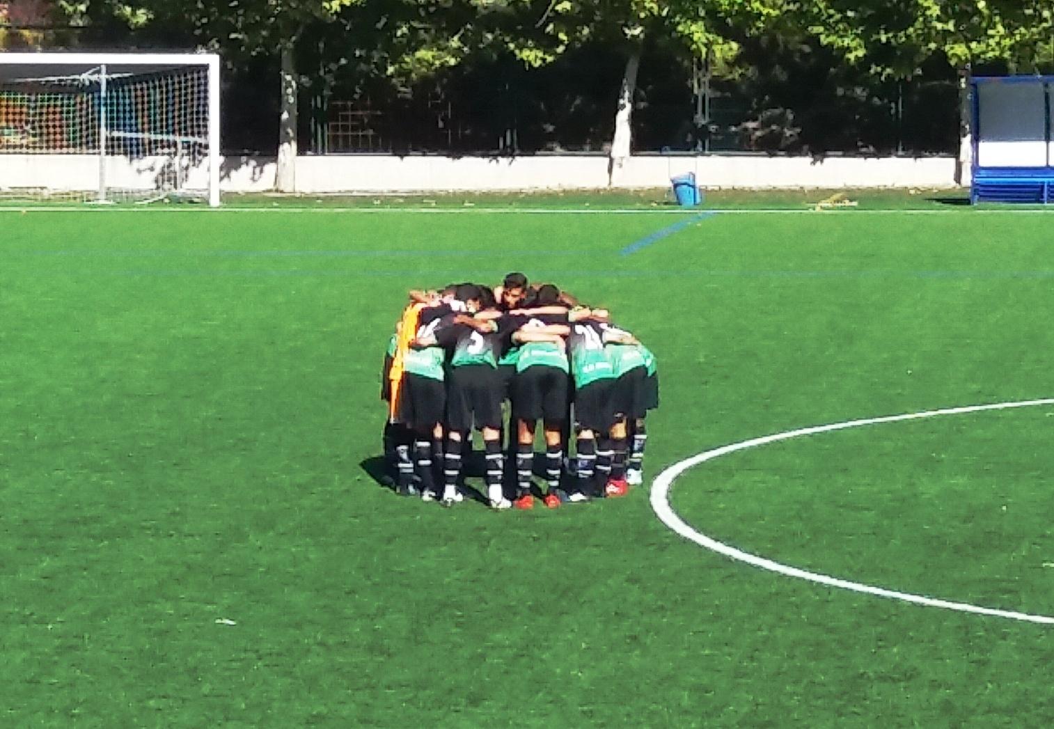 Crónica del partido Juvenil C 3-1 EF AV La Chimenea