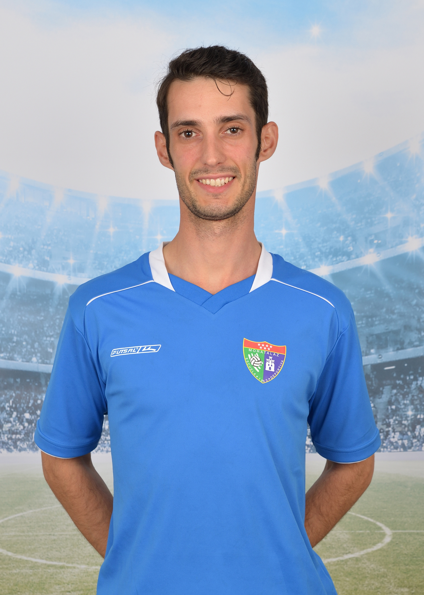 Álvaro Barreiros será el nuevo entrenador del Juvenil B