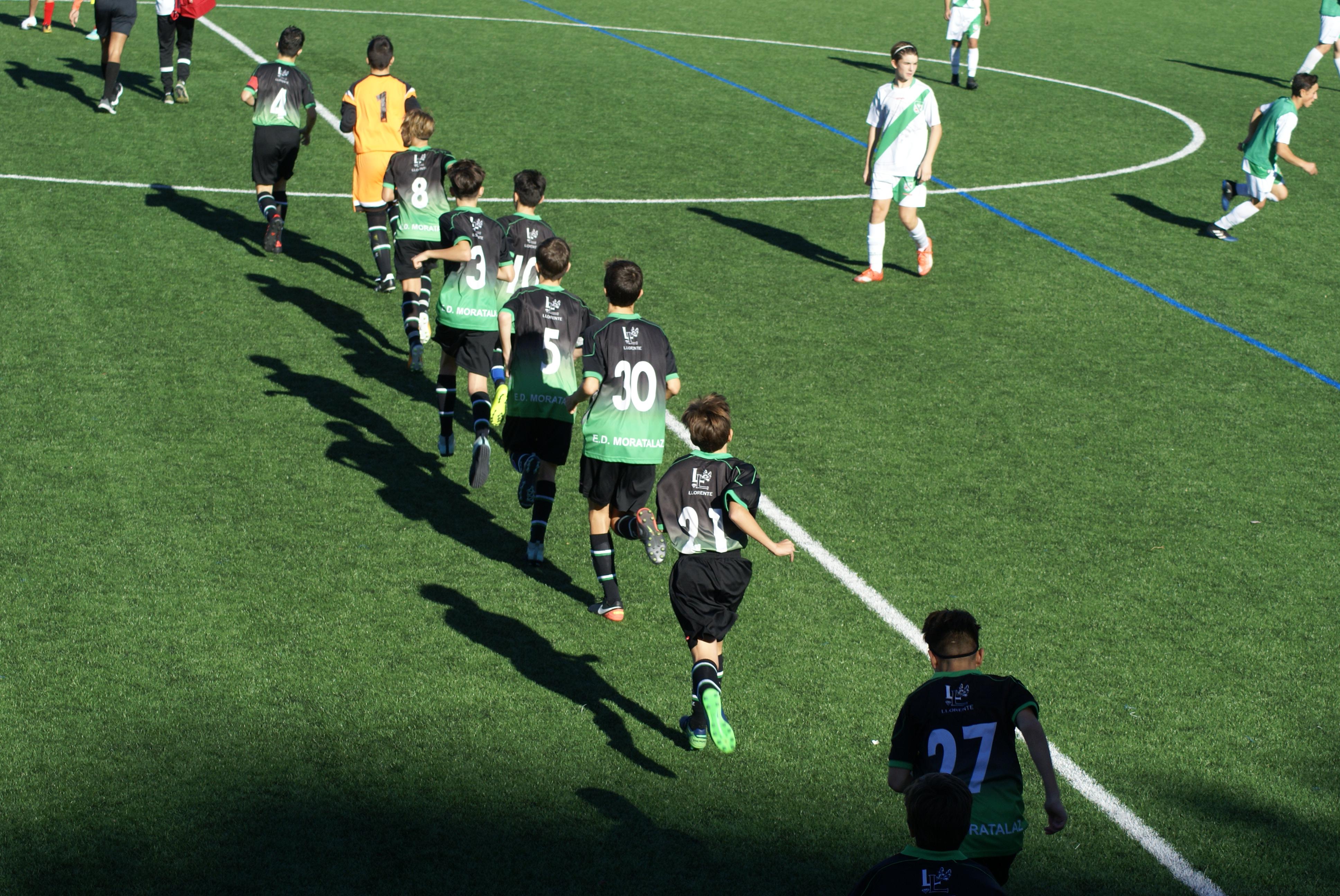 Fotos del partido Infantil A 0-2 Rayo Alcobendas