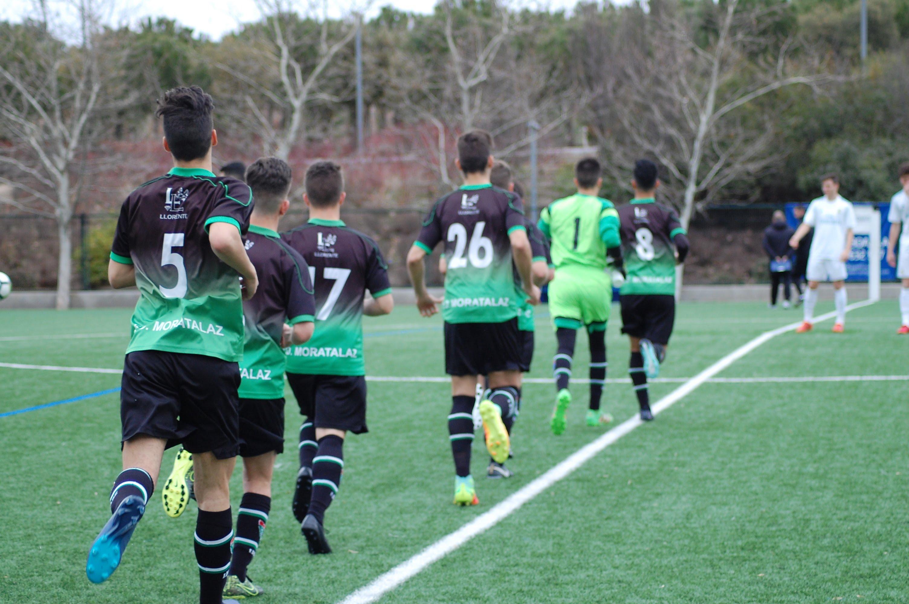 FOTOGALERÍA | Juvenil A 0-3 Real Madrid