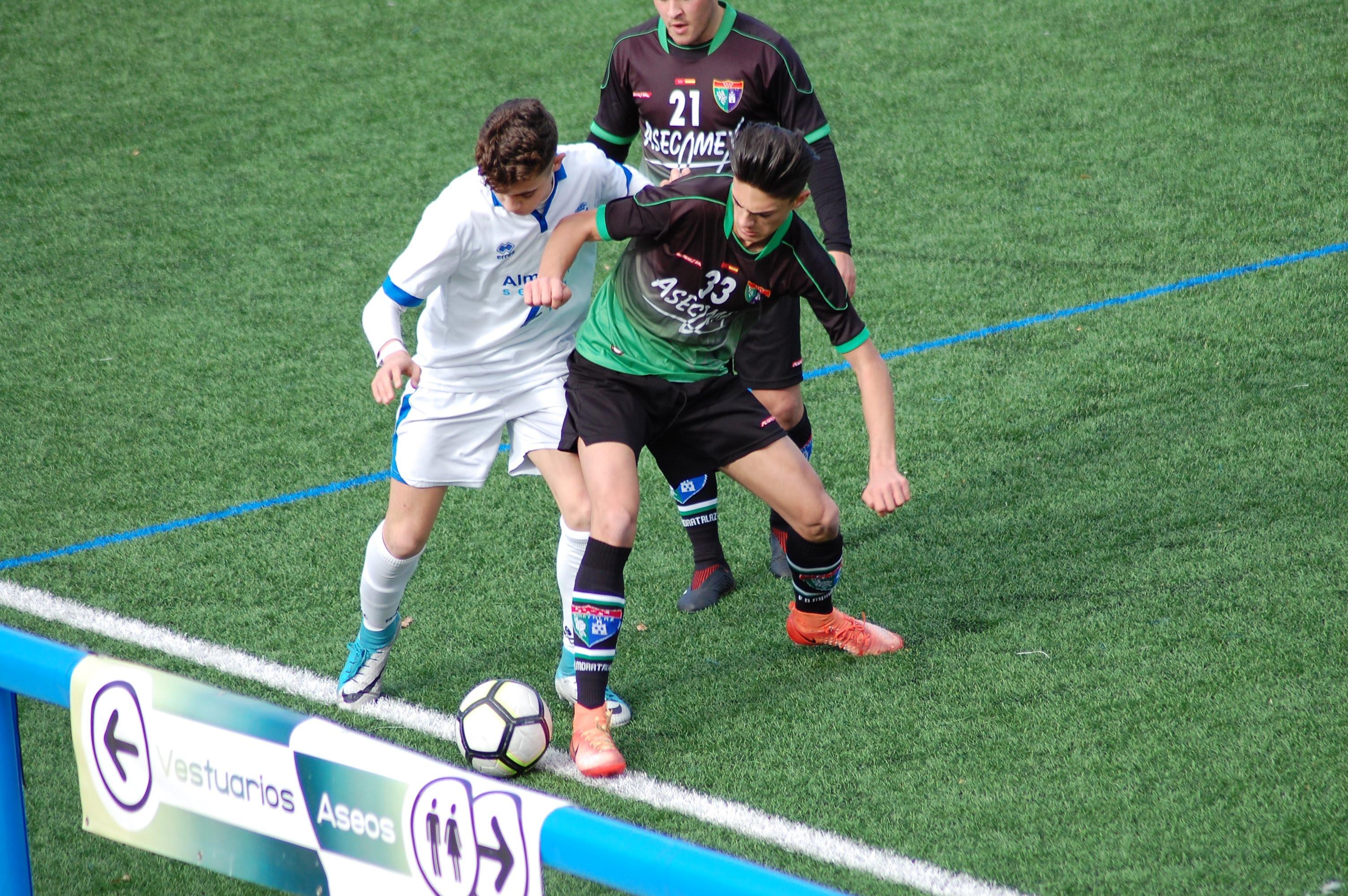 Fotos del partido Juvenil A 3-1 CD San Fernando B